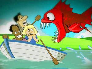 血腥食人鱼6