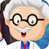 救援年长的医生