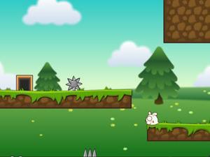 跳跳兔回家