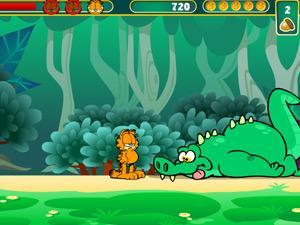 加菲猫丛林历险