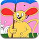 小老鼠填颜色