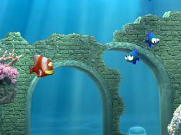 大鱼吃小鱼3D版